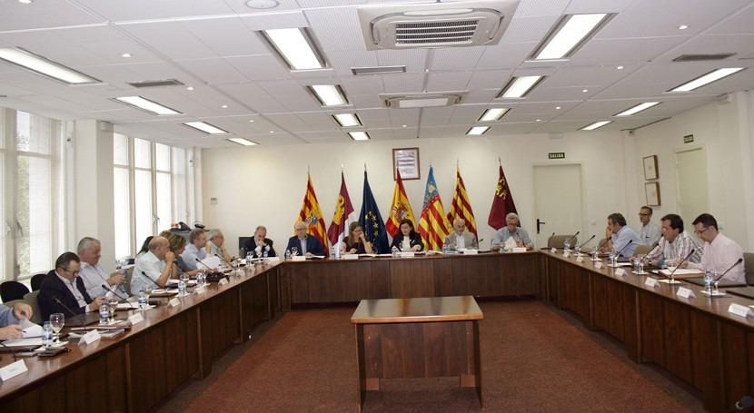 Junta Gobierno CHJ da conformidad prórroga Real Decreto Sequía