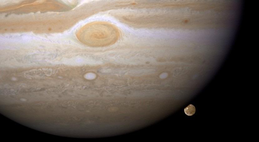 Varios satélites Júpiter, candidatos albergar vida importante presencia agua