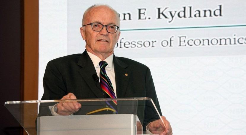 Nobel Economía Finn E. Kydland alerta: incertidumbre política daña inversiones
