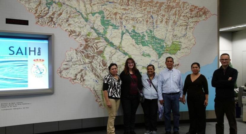 CHE colabora Centro Investigación Recursos Acuáticos Nicaragua