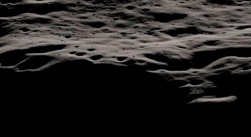 NASA buscará agua rover cráter Nobile Luna