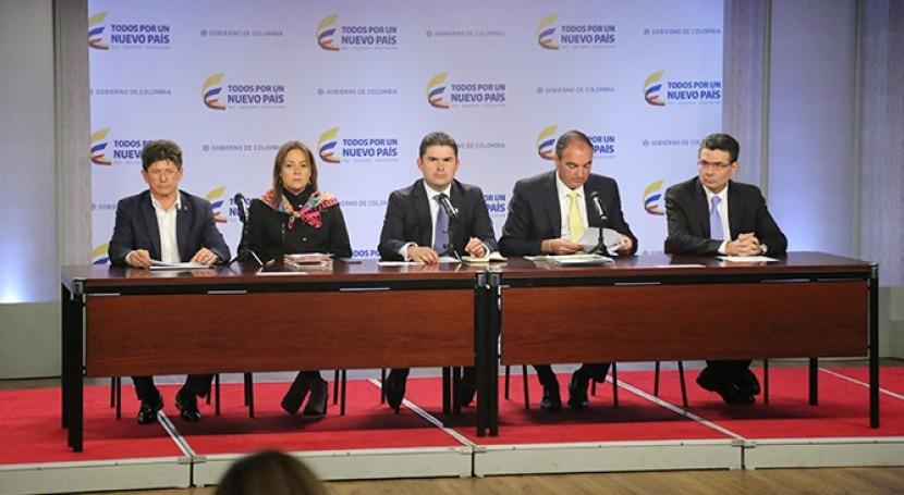 Gobierno colombiano promete 90% cobertura urbana agua potable Guajira