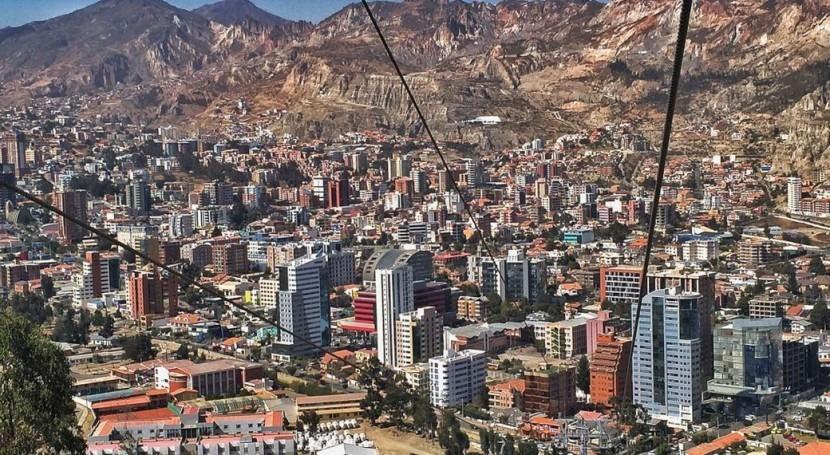 100 millones dólares mejorar gestión riesgos desastres naturales Bolivia