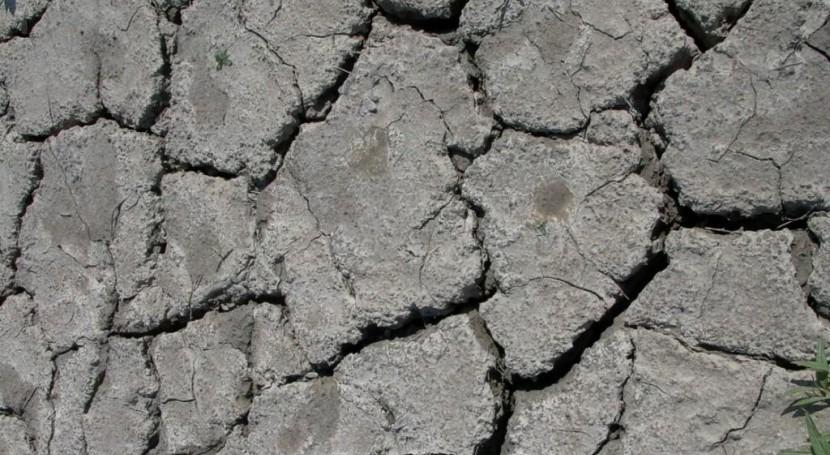 Tiempo sequía: Datos, controles y medidas cuenca Ebro