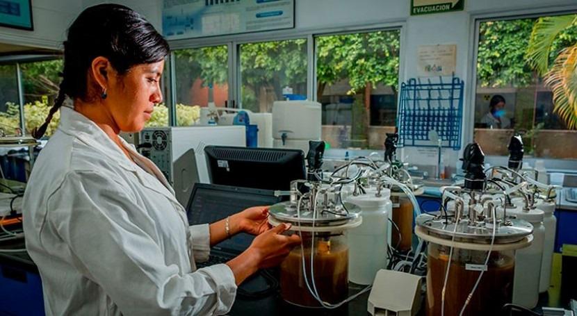 Desarrollan sistema que cuantifica respiración microbiana y consumo oxígeno agua