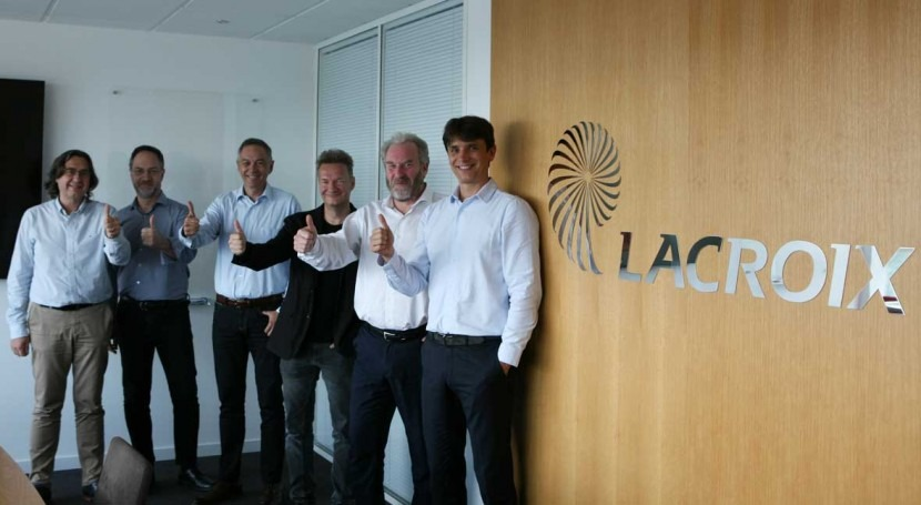 LACROIX Group adquiere start-up eSoftThings, experta Internet cosas y e IA