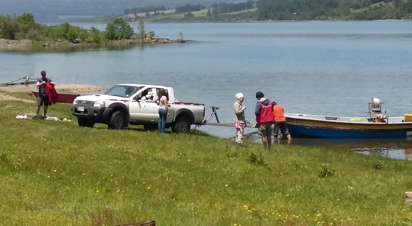 Chile optimizará monitoreo lagos región Ríos