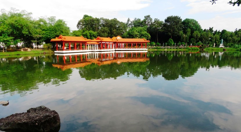 China investiga construcción lago privado parte 65 altos cargos Gobierno