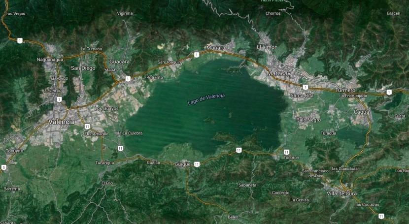 problemática Lago Valencia o Tacarigua-Venezuela. Antecedentes y soluciones