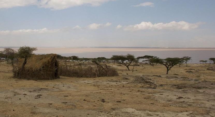 Lago en Etiopía (Wikipedia/CC).