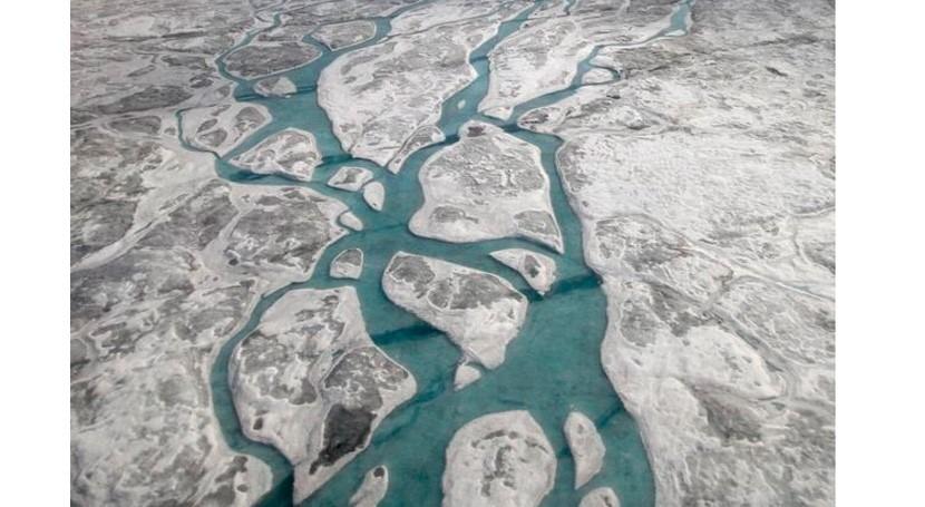 Revelados 56 lagos subglaciales hielo Groenlandia