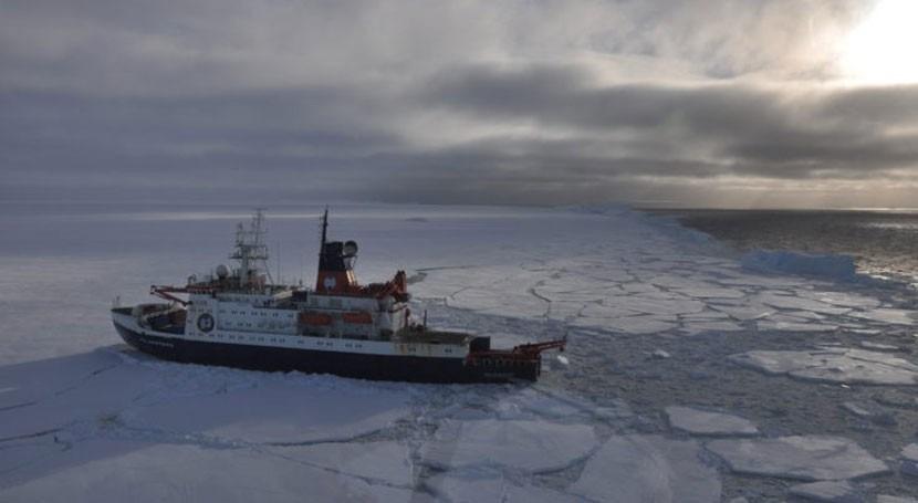 Descubiertos lagos subglaciares 20.000 años Antártida