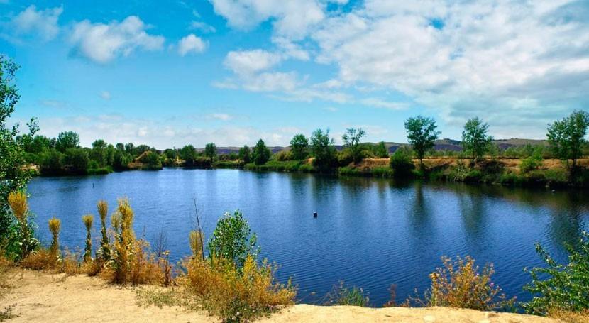 Comunidad Madrid invierte 11,6 millones euros limpiar Laguna Arganda