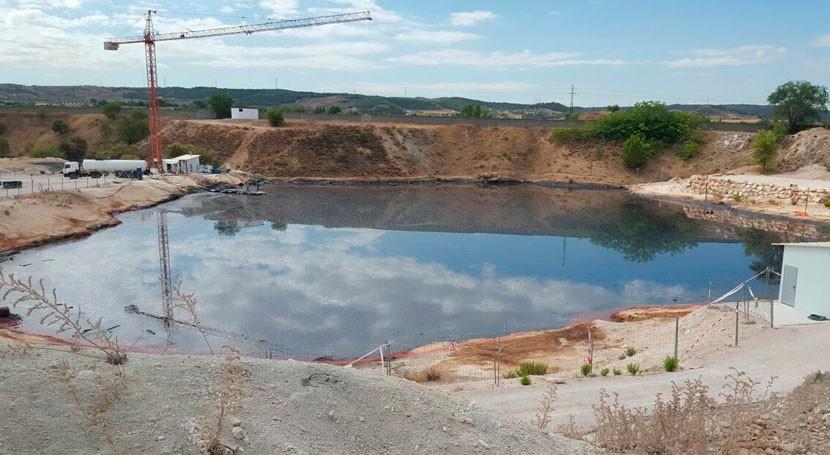 Arganda Rey pide extremar vigilancia laguna Boca Alta