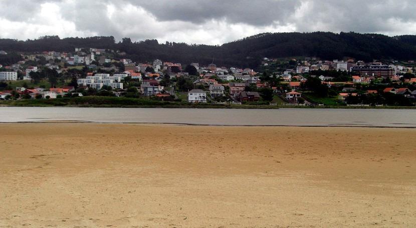 Galicia inicia trabajos apertura laguna Valdoviño evitar inundaciones
