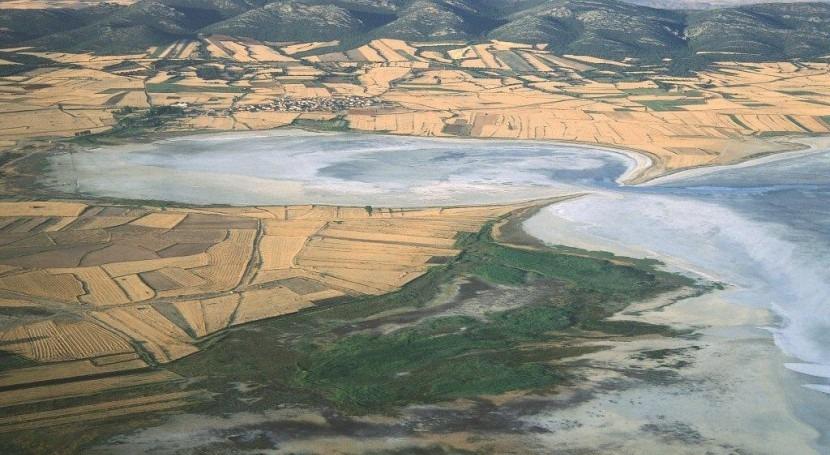 Laguna Gallocanta (y II). fluctuaciones históricas