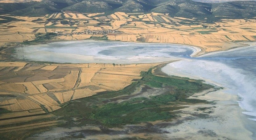 La laguna de gallocanta y ii sus fluctuaciones hist ricas iagua - Oficina de empleo la laguna ...