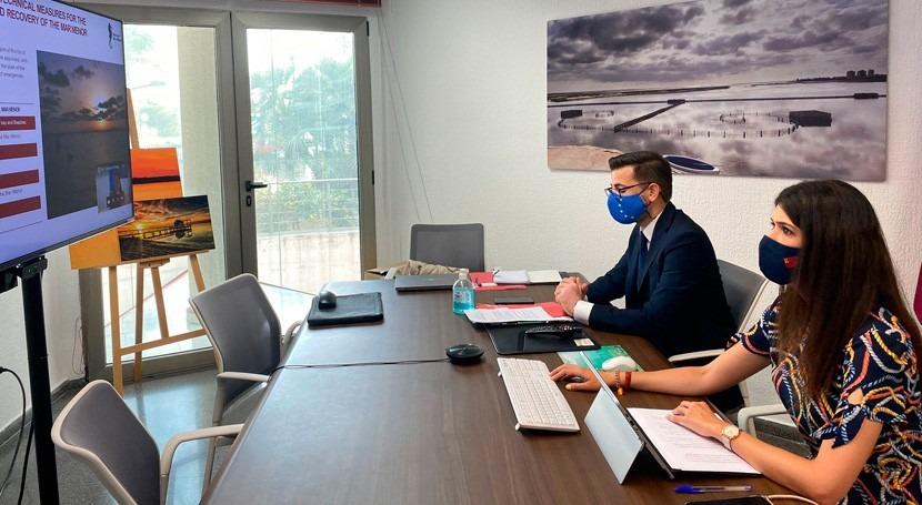 Comienzan reuniones Comisión Intermediterránea UE recuperación lagunas