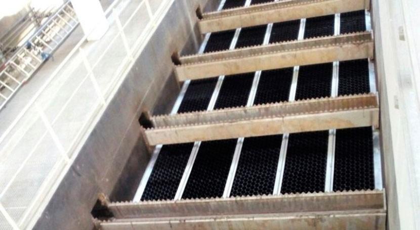 TecnoConverting suministra sistema decantación lamelar potabilizadora Portugal