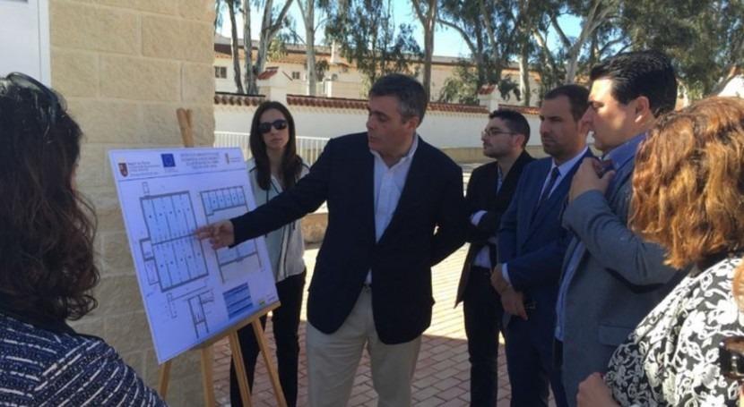 sistema laminación caudales Santiago Ribera reducirá vertidos al Mar Menor