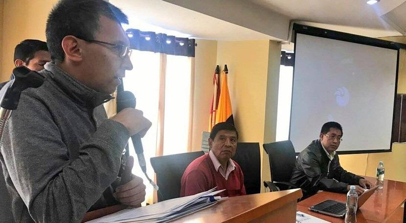 Impulso normativa recursos hídricos parroquias rurales Ecuador