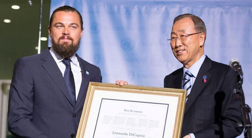 Leonardo DiCaprio dona 15 millones dólares proyectos medioambientales