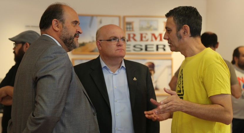 Castilla- Mancha sigue adelante Anteproyecto Ley que prohíbe 'fracking'