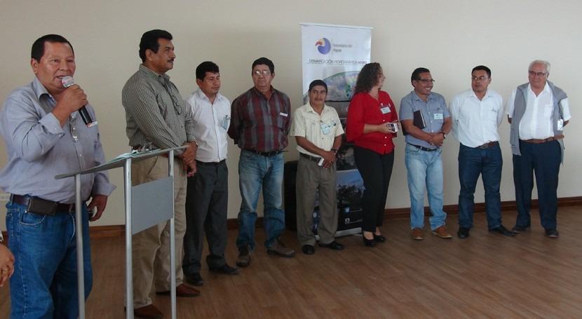 Ley Recurso Hídrico Ecuador garantiza organización comunitaria