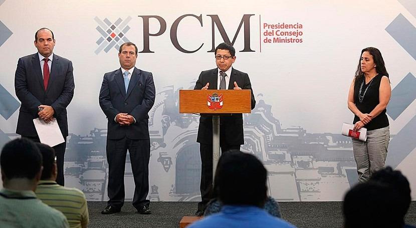 Ley Marco servicios saneamiento Perú busca lograr eficiencia EPS