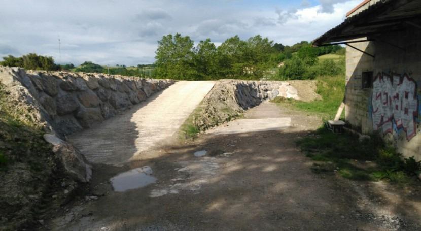 URA concluirá agosto fase I obras defensa inundaciones Urumea