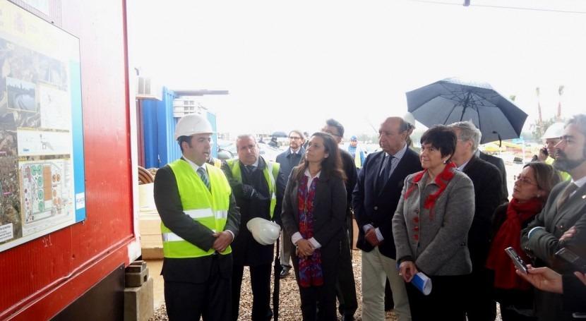 La directora general del Agua del Ministerio de Agricultura, Alimentación y Medio Ambiente, Liana Ardiles