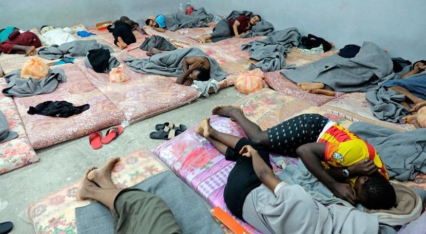 Tragedia Sáhara: Más 40 migrantes mueren sed y calor