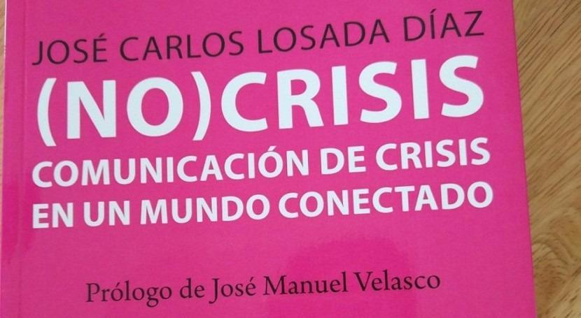inundaciones Segura, ejemplo nuevo libro comunicación crisis
