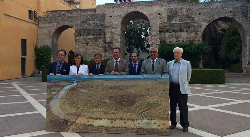 Andalucía edita libro agua y río Guadalquivir Sevilla Magallanes