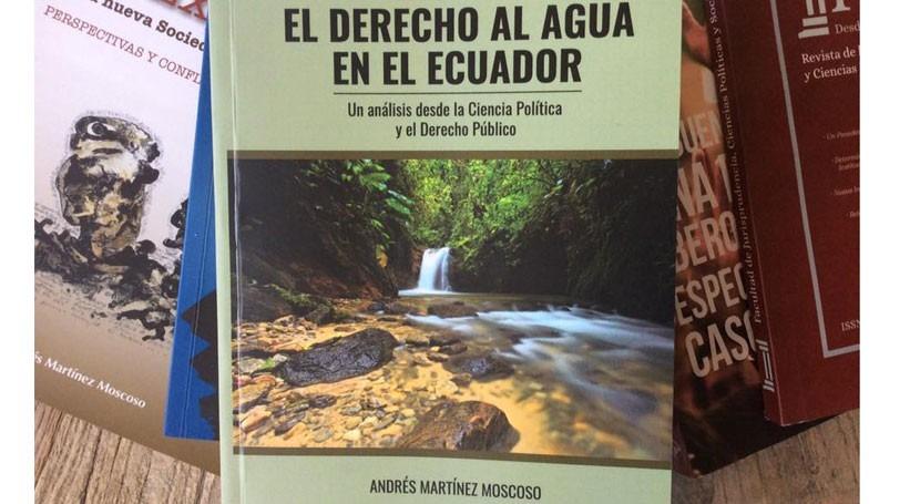 Novedad editorial: Derecho al Agua Ecuador