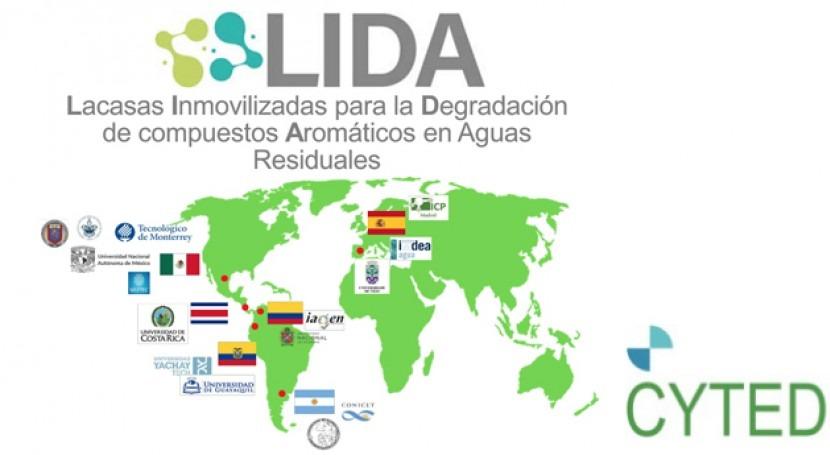 IMDEA Agua, miembro Red Iberoamericana CYTED fomentar redes colaboración