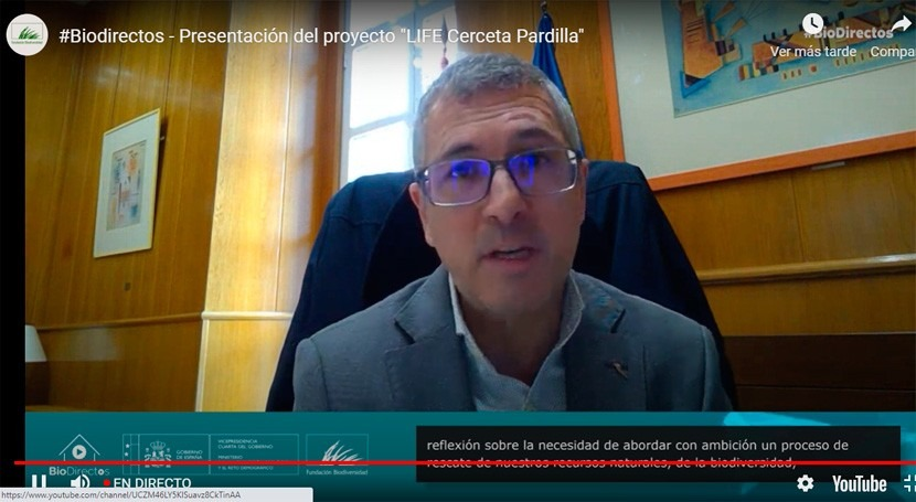 proyecto LIFE Cerceta Pardilla recuperará 3.000 hectáreas humedales