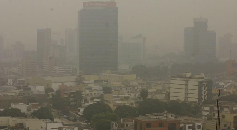 ¿Qué hacer descontaminar aire Lima?