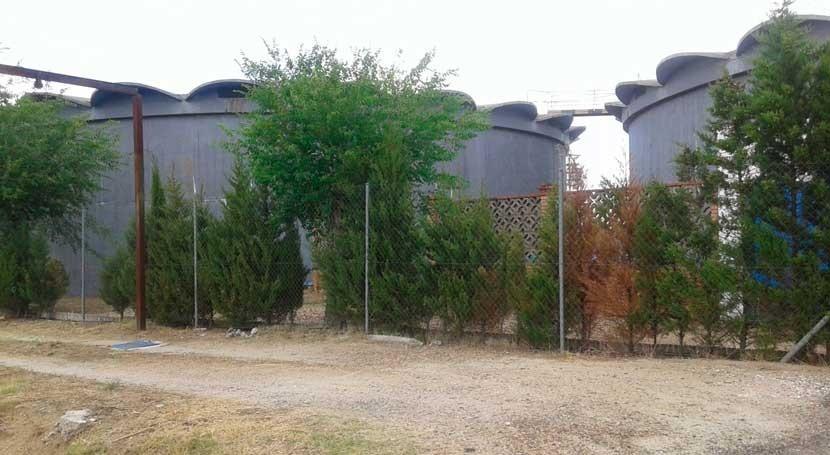 Aqualia realiza limpieza depósitos agua generales Pozoblanco