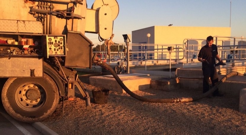 Retirados 10.000 litros lixiviados zona Murada Orihuela
