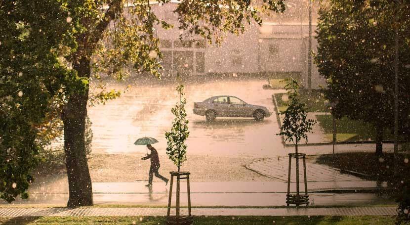 Reducir 0,5º temperatura tierra puede evitar lluvias extremas