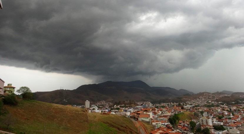Alerta lluvias torrenciales Sao Paulo