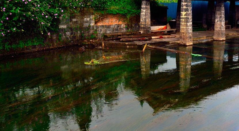 Al menos 8 muertos y 7 desaparecidos inundaciones China