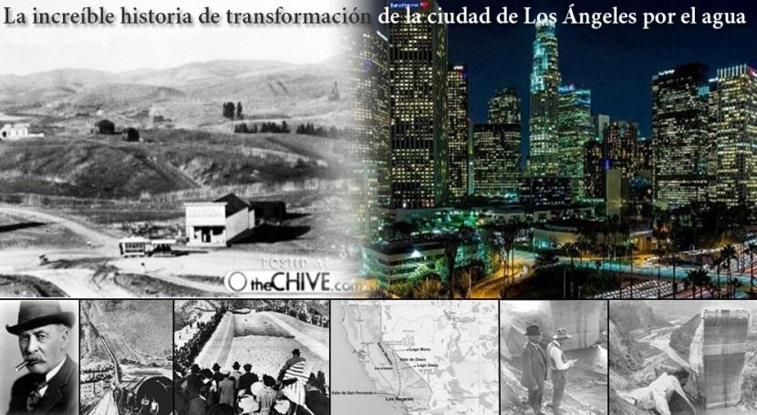 increíble historia transformación ciudad Ángeles agua