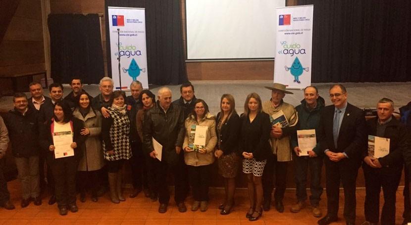 Chile destaca avances gestión hídrica regiones Ríos y Lagos