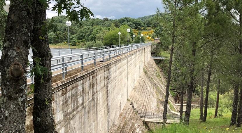 presa Morales cumple función abastecimiento y normativa seguridad