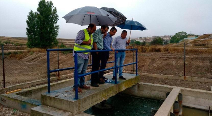 Murcia mejorará infraestructuras depuración aguas Bullas y Caravaca Cruz