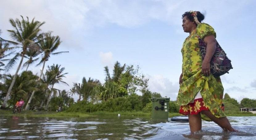países desarrollo perderán 1,7 billones dólares anuales debido al cambio climático