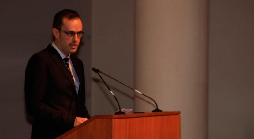 """Luis . Sañudo: """"Necesitamos marco normativo que permita introducir SUDS empresas"""""""