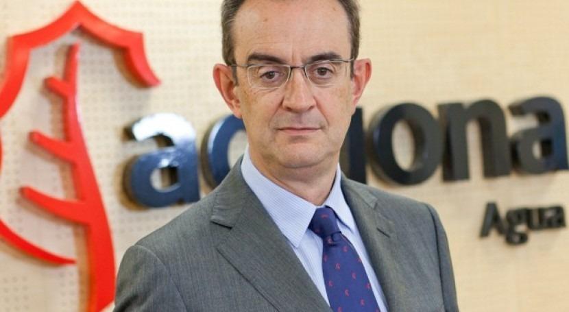 Luis Castilla, CEO de Acciona Infraestructuras